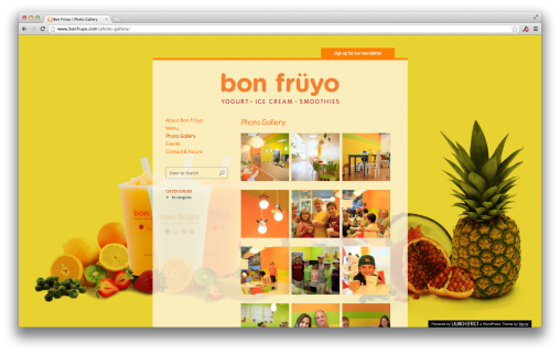 Bon Fruyo - Launch Effect Premium