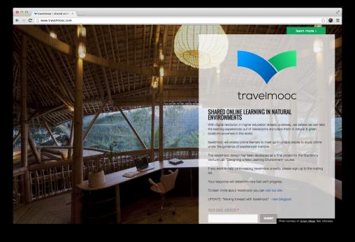 Travel Mooc